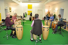 Rhythmus 60 plus bei percussion+m